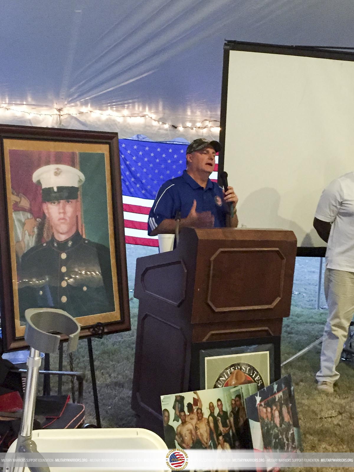 Military Warriors Support Foundation Serving Combat