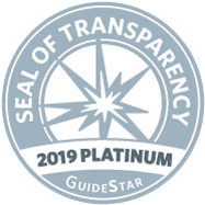 GuideStar Platinum - Seal of Transparency