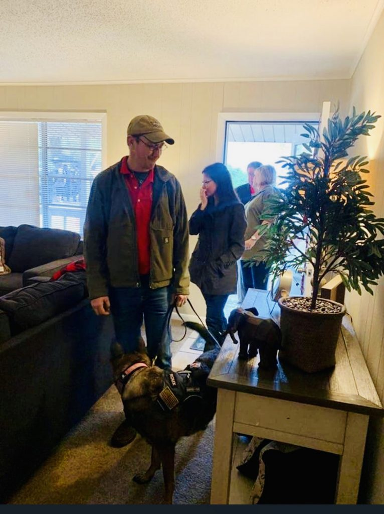Retired U.S. Army Sergeant Josh Droddy and Family in New Mortgage-Free Home Thanks to Homes4WoundedHeroes Program